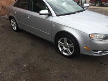 2007 Audi A4 for sale at RIVER AUTO SALES CORP in Maywood IL