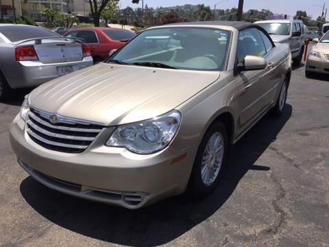 2008 Chrysler Sebring for sale in La Mesa CA