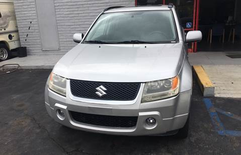 2007 Suzuki Grand Vitara for sale in La Mesa, CA