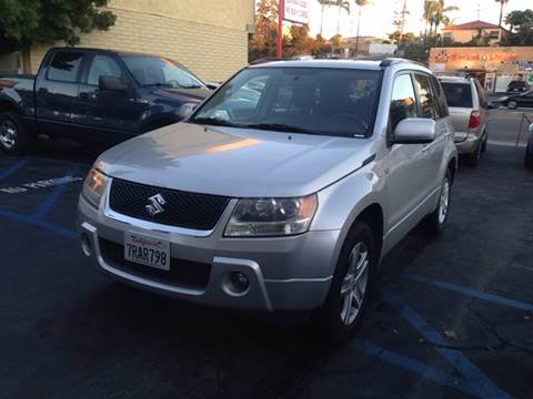 2007 Suzuki Grand Vitara for sale in La Mesa, CA