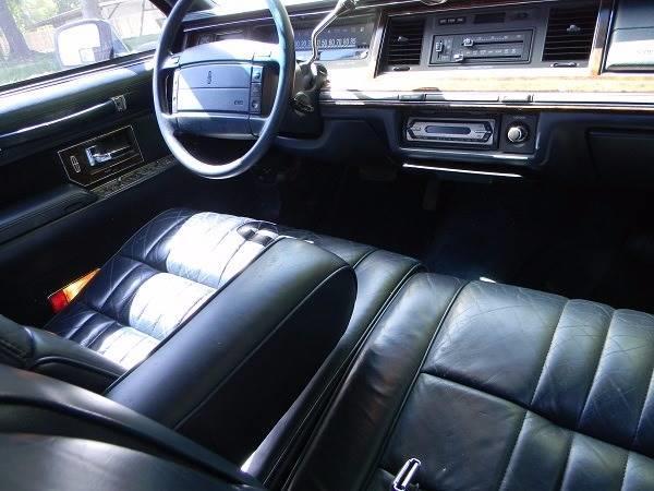 1992 Lincoln Town Car Executive 4dr Sedan - San Antonio TX