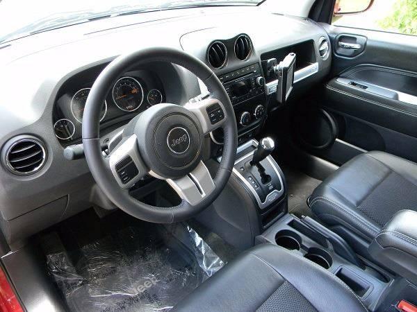 2017 Jeep Compass Latitude 4dr SUV - San Antonio TX