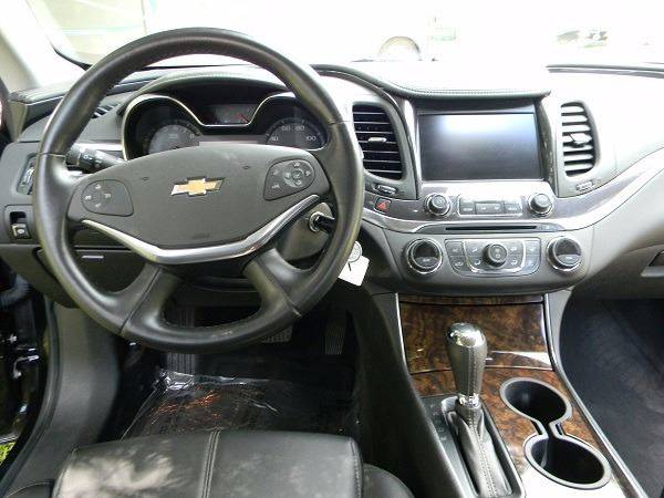 2015 Chevrolet Impala LT 4dr Sedan w/2LT - San Antonio TX