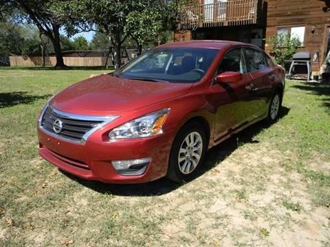 2015 Nissan Altima for sale in San Antonio, TX