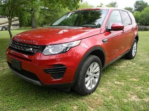 Land Rover Discovery San Antonio >> Used Land Rover Discovery For Sale In San Antonio Tx