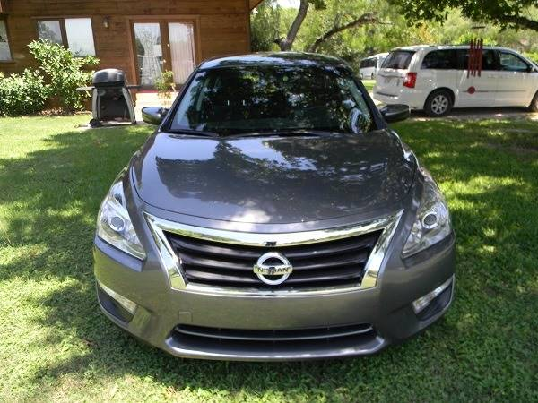 2015 Nissan Altima 2.5 S 4dr Sedan - San Antonio TX