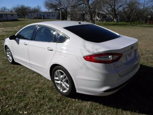 2016 Ford Fusion SE 4dr Sedan - San Antonio TX