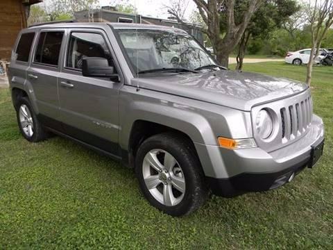 2016 Jeep Patriot Latitude 4dr SUV - San Antonio TX
