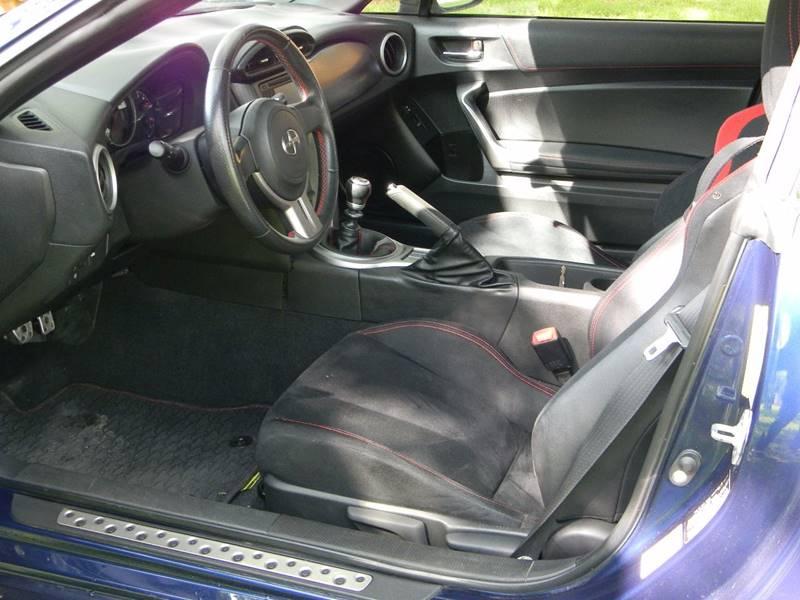 2013 Scion FR-S 2dr Coupe 6M - San Antonio TX