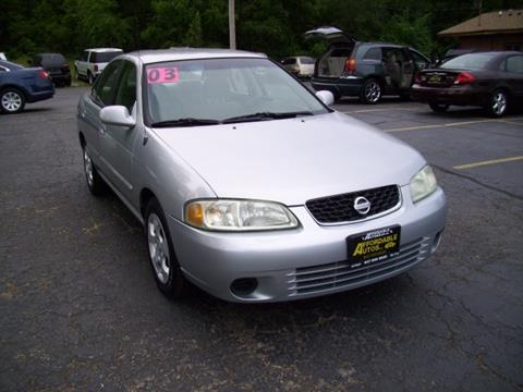 2003 Nissan Sentra for sale in Elgin IL