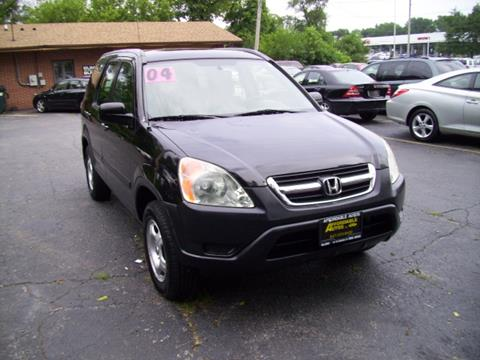 2004 Honda CR-V for sale in Elgin IL