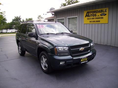2006 Chevrolet TrailBlazer for sale in Elgin IL