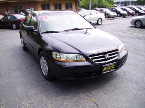 2002 Honda Accord for sale in Elgin IL