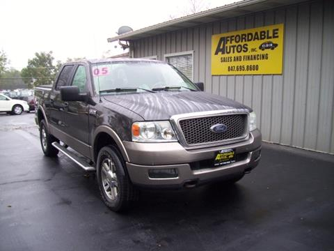 2005 Ford F-150 for sale in Elgin, IL