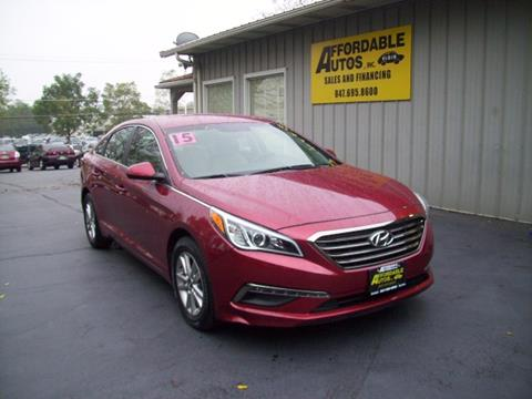 2015 Hyundai Sonata for sale in Elgin IL