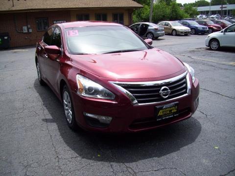 2015 Nissan Altima for sale in Elgin, IL