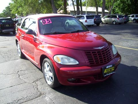 2005 Chrysler PT Cruiser for sale in Elgin IL