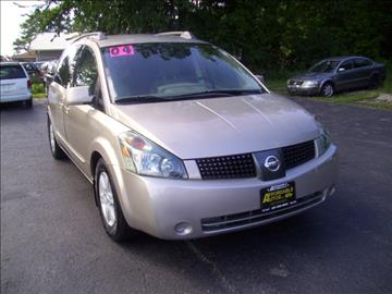 2004 Nissan Quest for sale in Elgin, IL