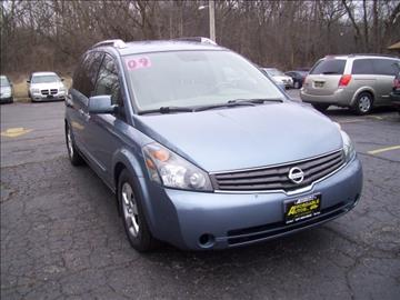 2009 Nissan Quest for sale in Elgin, IL