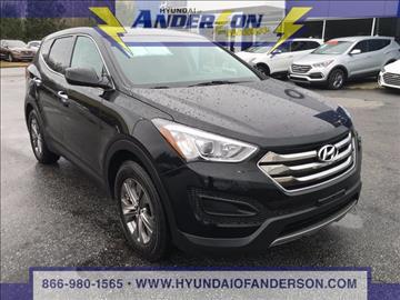 2015 Hyundai Santa Fe Sport for sale in Anderson, SC