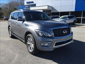 2016 Infiniti QX80 for sale in Anderson, SC