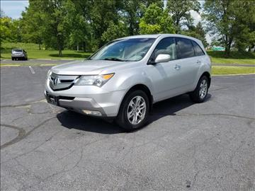 2008 Acura MDX for sale in Heath, OH