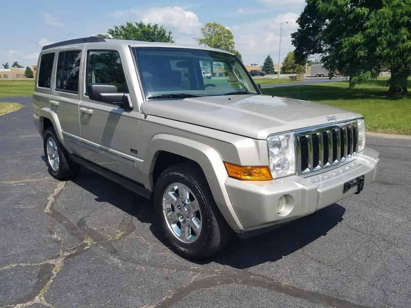 2007 Jeep Commander Sport 4dr SUV 4WD - Heath OH