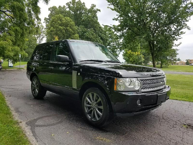 2008 Land Rover Range Rover 4x4 Supercharged 4dr SUV - Heath OH