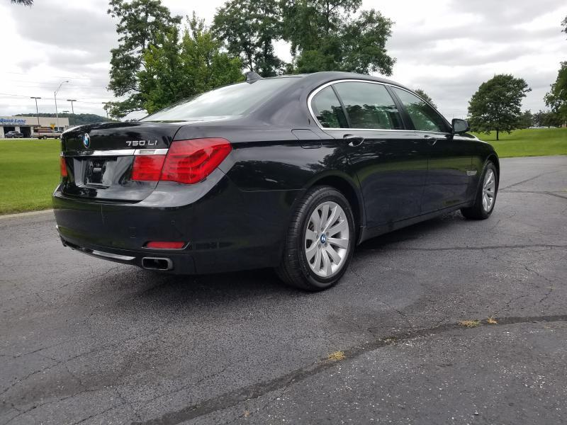 2010 BMW 7 Series AWD 750Li xDrive 4dr Sedan - Heath OH