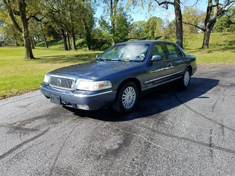 2008 Mercury Grand Marquis for sale in Heath, OH
