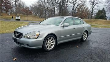 2002 Infiniti Q45 for sale in Heath, OH