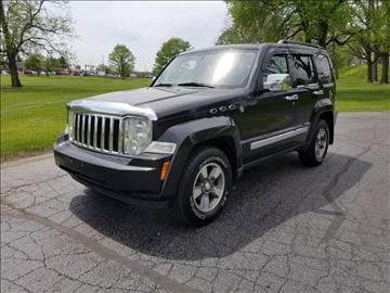 2008 Jeep Liberty for sale in Heath, OH