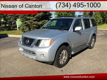 2009 Nissan Pathfinder for sale in Canton, MI