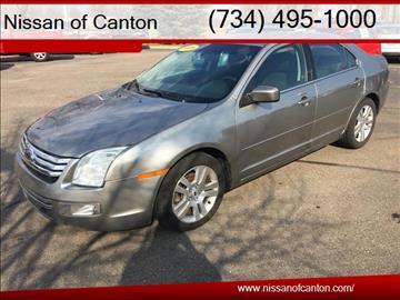 2009 Ford Fusion for sale in Canton, MI