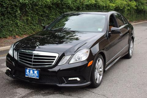 2011 Mercedes-Benz E-Class for sale in Hasbrouck Heights, NJ