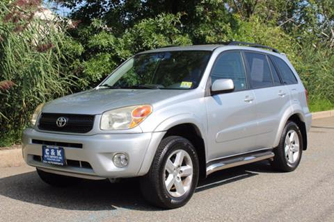 2004 Toyota RAV4 for sale in Hasbrouck Heights, NJ