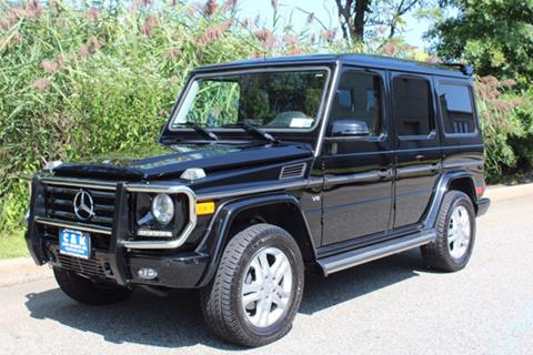 2013 Mercedes-Benz G-Class for sale in Hasbrouck Heights, NJ