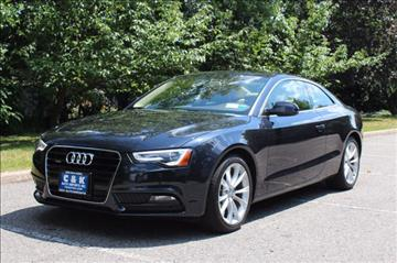 2013 Audi A5 for sale in Hasbrouck Heights, NJ
