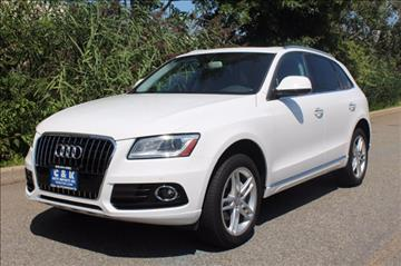 2015 Audi Q5 for sale in Hasbrouck Heights, NJ