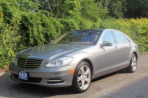 2012 Mercedes-Benz S-Class for sale in Hasbrouck Heights, NJ