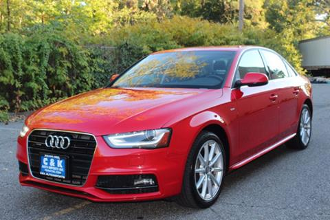 2014 Audi A4 for sale in Hasbrouck Heights, NJ