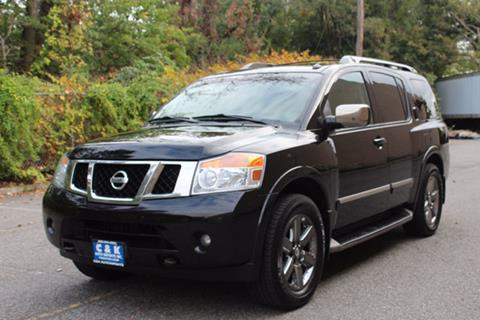 2014 Nissan Armada for sale in Hasbrouck Heights, NJ