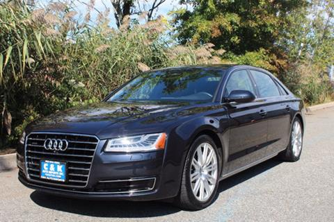 2015 Audi A8 L for sale in Hasbrouck Heights, NJ