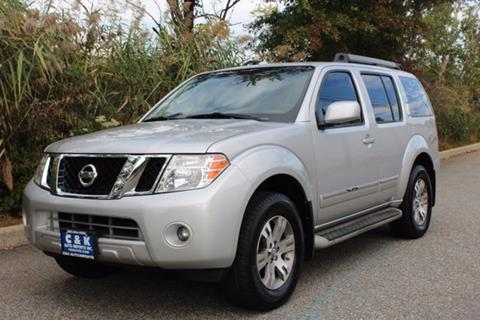 2012 Nissan Pathfinder for sale in Hasbrouck Heights, NJ