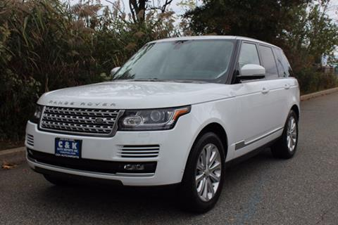 2014 Land Rover Range Rover for sale in Hasbrouck Heights, NJ