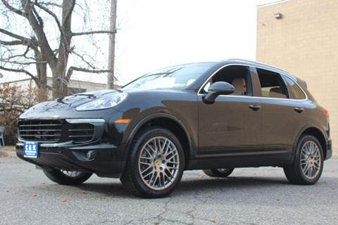 2016 Porsche Cayenne for sale in Hasbrouck Heights, NJ