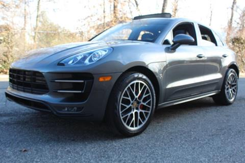 2015 Porsche Macan for sale in Hasbrouck Heights, NJ