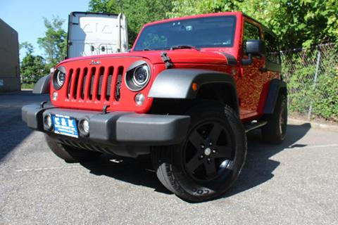 2015 Jeep Wrangler for sale in Hasbrouck Heights, NJ
