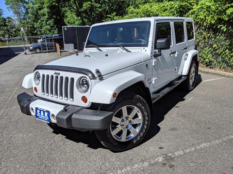 2016 Jeep Wrangler Unlimited for sale in Hasbrouck Heights, NJ