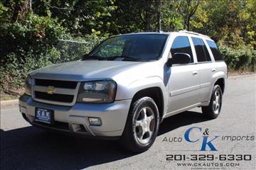 2006 Chevrolet TrailBlazer for sale in Hasbrouck Heights, NJ
